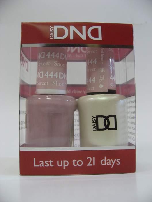 "DND Soak Off Gel & Nail Lacquer 444 - Short ""N"" Sweet"