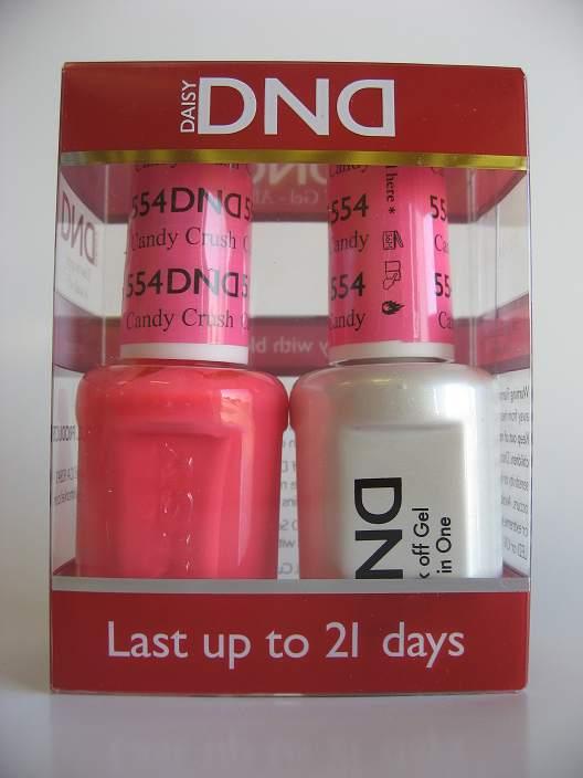 DND Gel & Polish Duo 554 - Candy Crush