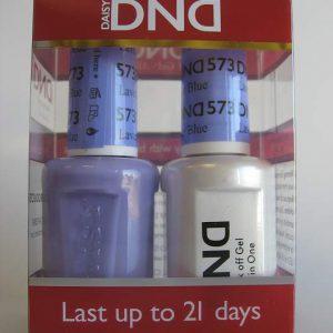 DND Gel & Polish Duo - 573 Lavender Blue