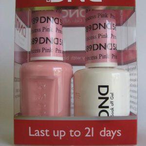 DND Gel & Polish Duo 589 - Princess Pink