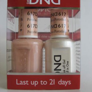 DND Gel & Polish Duo 617 - Porcelain