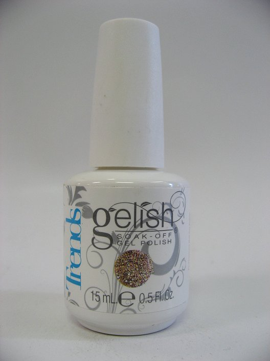 Gelish 1854 - All That Glitters is Gold