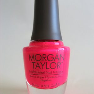 Morgan Taylor Polish 50181 - Pop-arazzi Pose