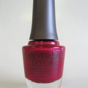Morgan Taylor Nail Polish - 50199 Warm Up the Car-nation
