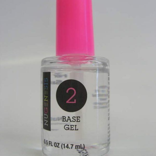 NuGenesis Base Gel #2 - .5oz Bottle