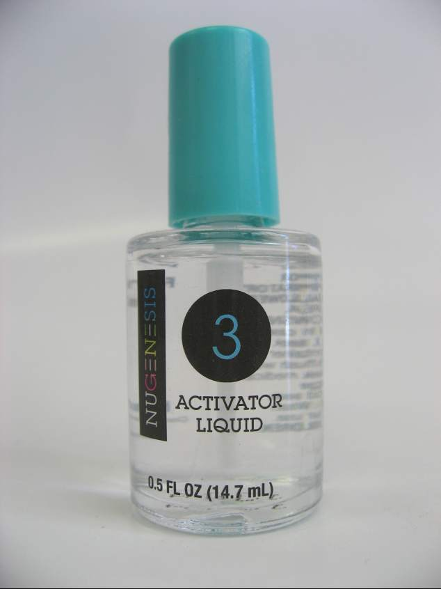 NuGenesis Activator Liquid #3 - 0.5oz Bottle