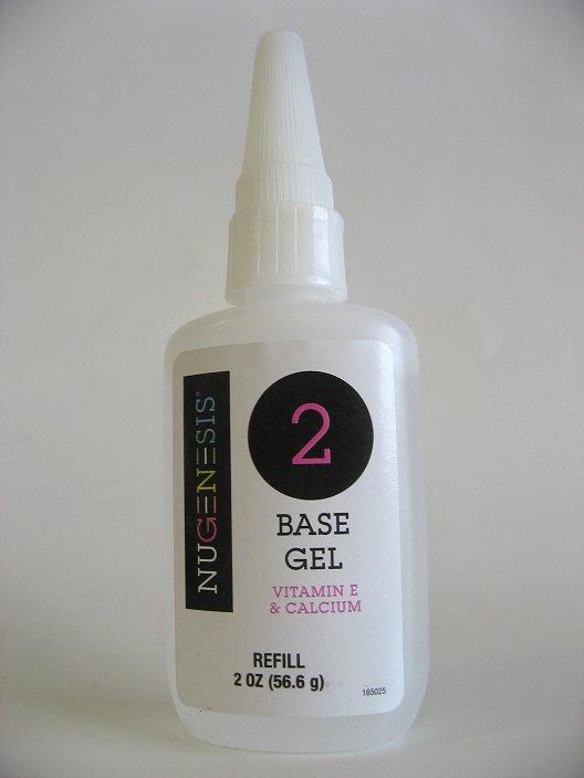 Nugenesis Base Gel #2 Refill 2oz