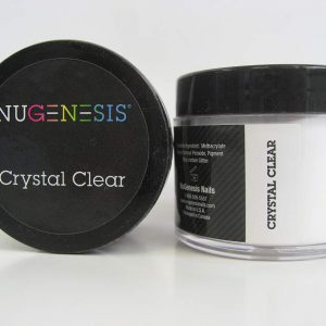 NuGenesis Dip Powder - Crystal Clear