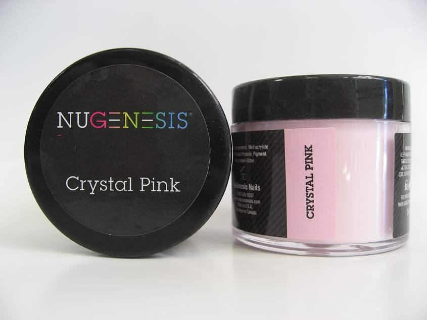 NuGenesis Dip Powder - Crystal Pink