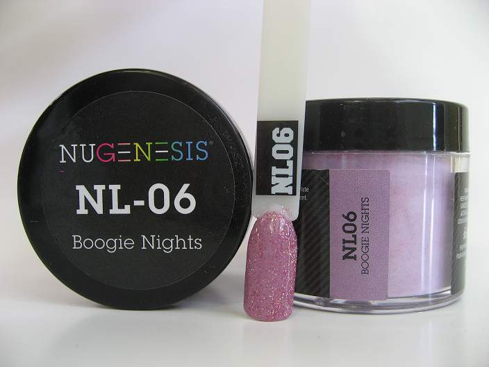 NuGenesis Dip Powder - Boogie Nights NL-06