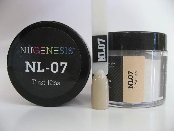NuGenesis Dip Powder - First Kiss NL-07