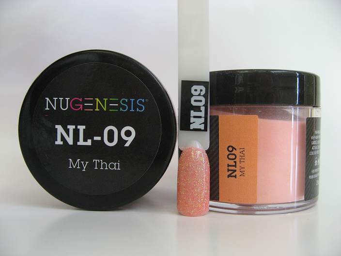 NuGenesis Dip Powder - My Thai NL-09