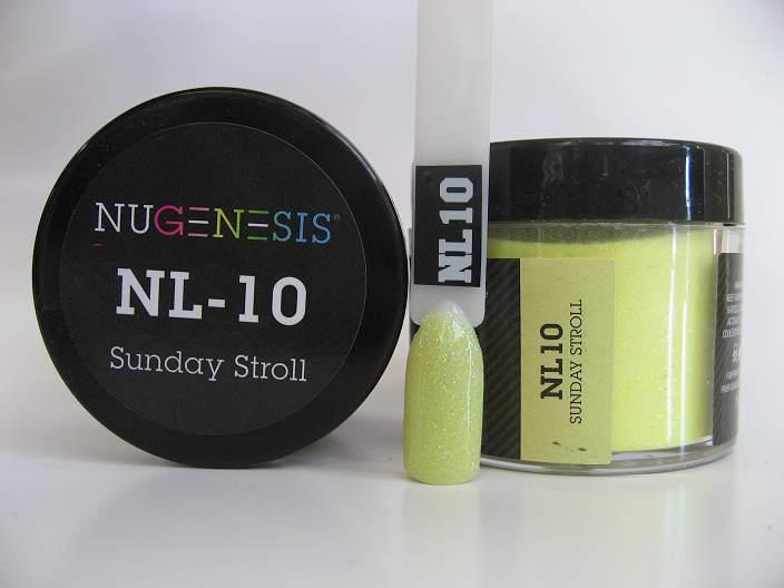 NuGenesis Dip Powder - Sunday Stroll NL-10