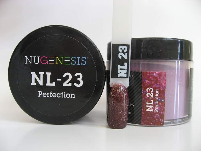NuGenesis Dip Powder - Perfection NL-23