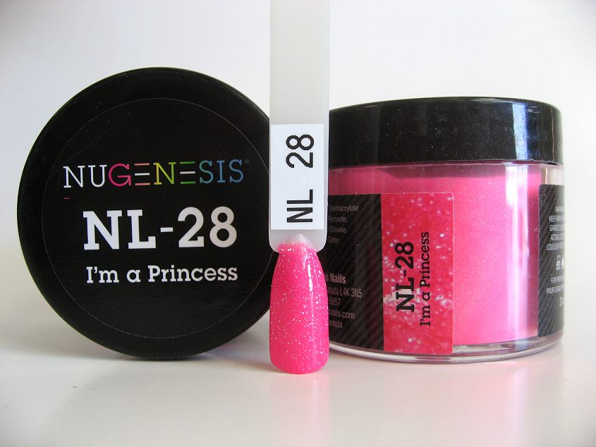 Nugenesis Easy Dip Powder - NL-28 I'm a Princess