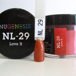 Nugenesis Easy Dip Powder - NL-29 Love It
