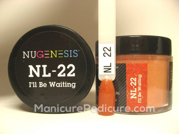 Nugenesis Dip Powder NL-22 - I'll Be Waiting