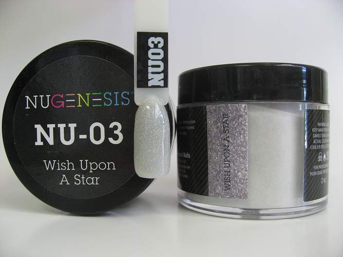 NuGenesis Dipping Powder - Wish Upon A Star NU-03