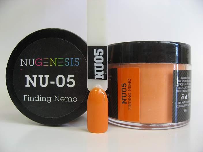 NuGenesis Dipping Powder - Finding Nemo NU-05