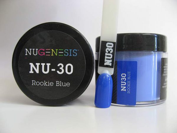 NuGenesis Dipping Powder - Rookie Blue NU-30