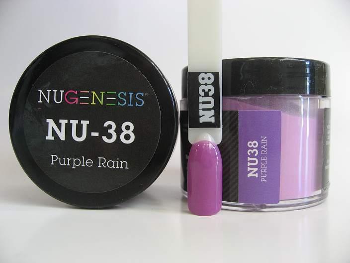 NuGenesis Dipping Powder - Purple Rain NU-38
