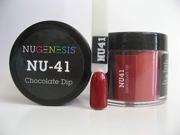 NuGenesis Dipping Powder - Chocolate Dip NU-41