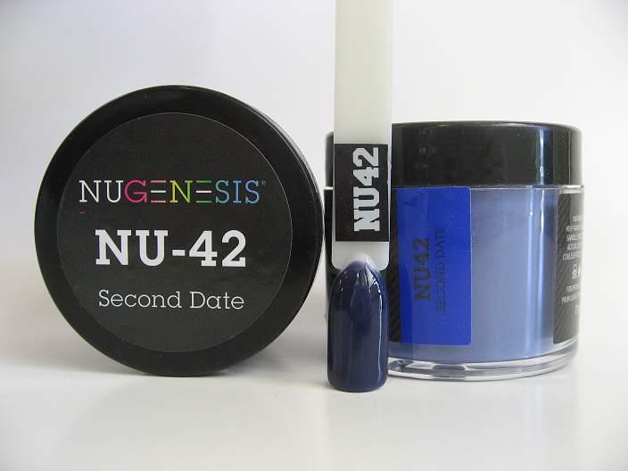 NuGenesis Dipping Powder - Second Date NU-42