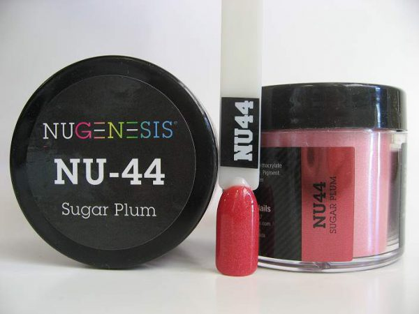 NuGenesis Dipping Powder - Sugar Plum NU-44