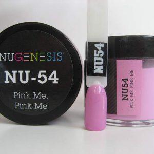 NuGenesis Dipping Powder - Pink Me, Pink Me NU-54
