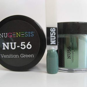 NuGenesis Dipping Powder - Venetian Green NU-56