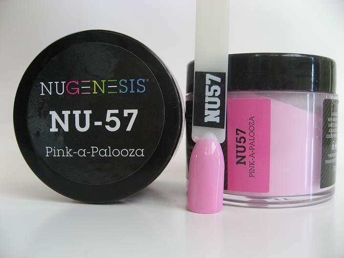 NuGenesis Dipping Powder - Pink-a-Palooza NU-57