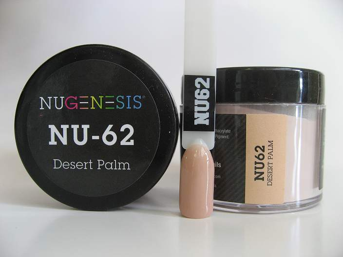 NuGenesis Dipping Powder - Desert Palm NU-62