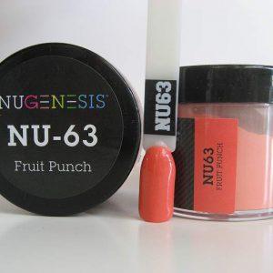 NuGenesis Dipping Powder - Fruit Punch NU-63