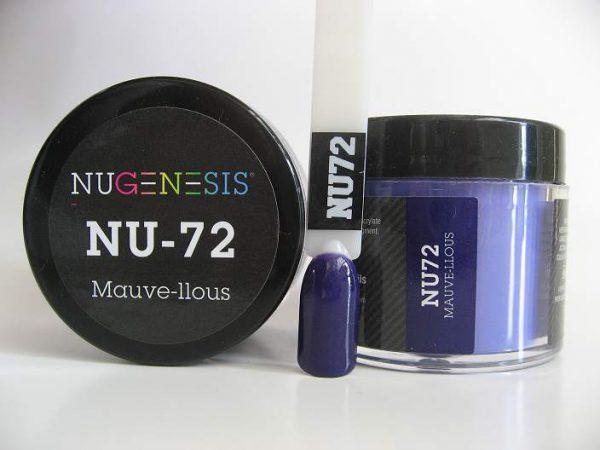 NuGenesis Dipping Powder - Mauve-llous NU-72