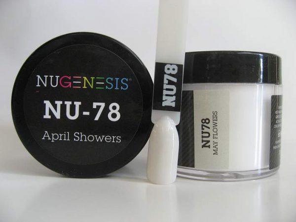NuGenesis Dipping Powder - April Showers NU-78