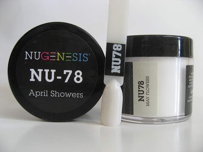 NuGenesis Dipping Powder - April Showers NU-78