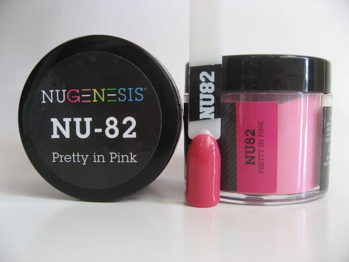 NuGenesis Dipping Powder - Pretty In Pink NU-82