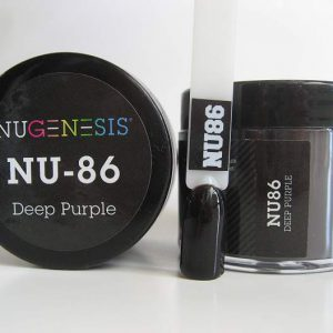 NuGenesis Dipping Powder - Deep Purple NU-86