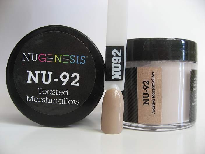 NuGenesis Dipping Powder - Toasted Marshmallow NU-92