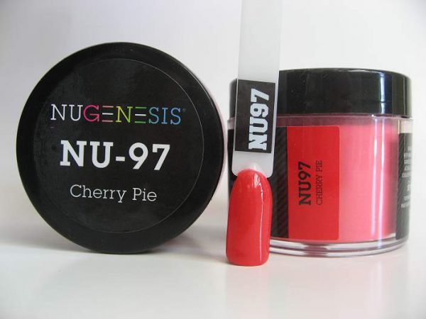NuGenesis Dipping Powder - Cherry Pie NU-97
