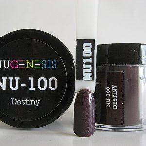 Nugenesis Easy Dip Powder - NU-100 Destiny