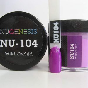 NuGenesis Dipping Powder - Wild Orchid NU-104