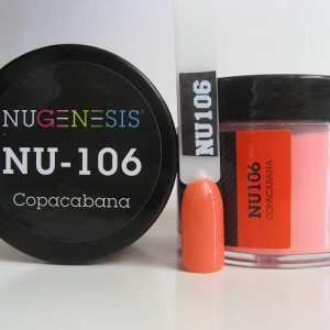 NuGenesis Dipping Powder - Copacabana NU-106