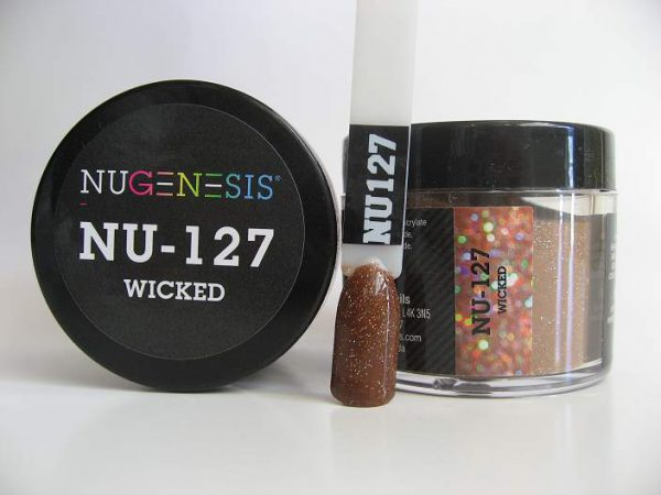 NuGenesis Dipping Powder - Wicked NU-127