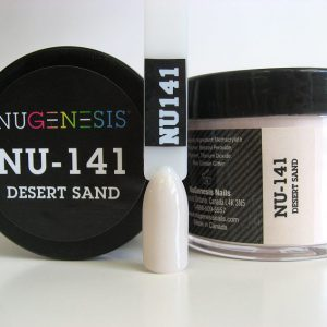 Nugenesis Easy Dip Powder - NU-141 Desert Sand