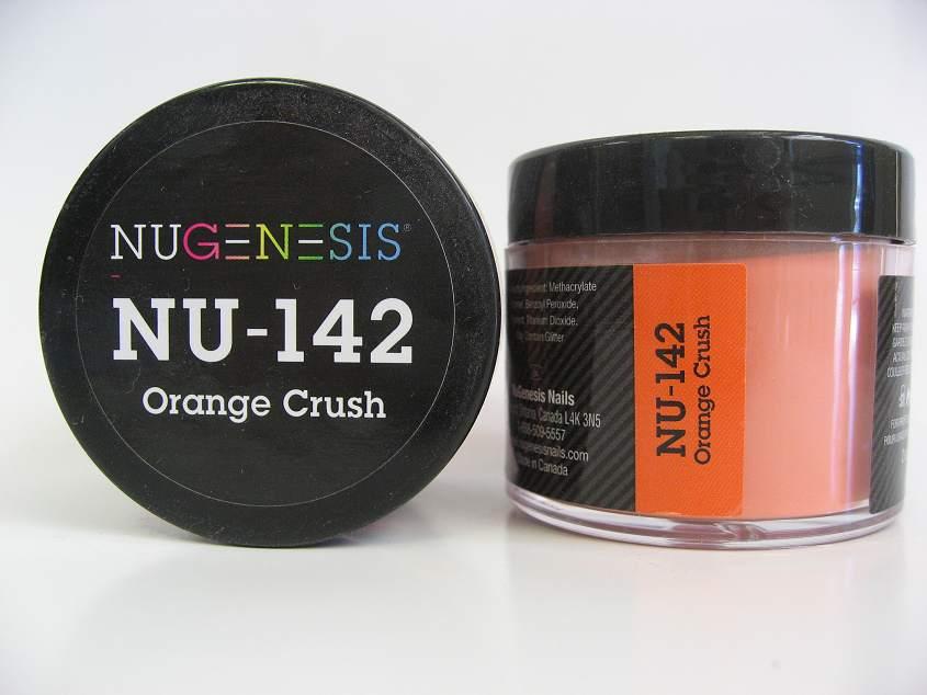 NuGenesis Dipping Powder - Orange Crush NU-142