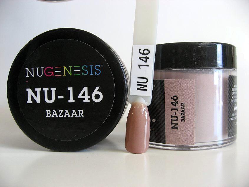 Light Pink Dip Powder Nails
