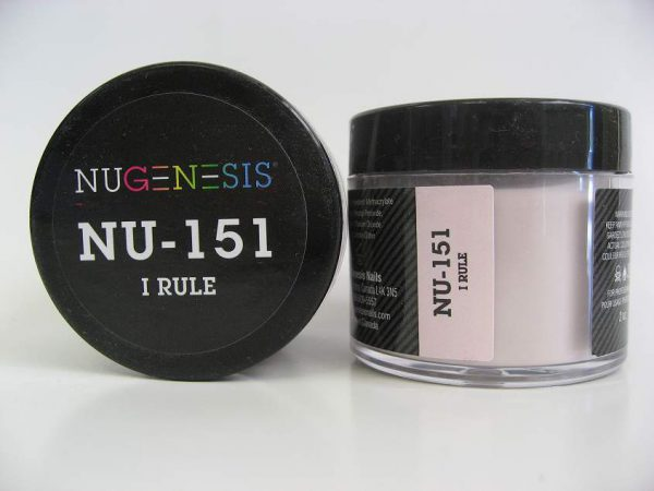 NuGenesis Dipping Powder - I Rule NU-151