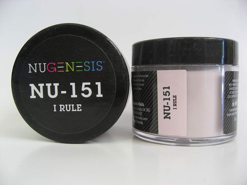 NuGenesis Dipping Powder - I Rule NU-151