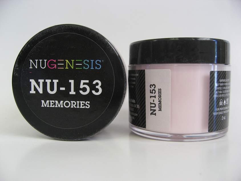 NuGenesis Dipping Powder - Memories NU-153